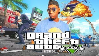 GRAND THEFT AUTO 5! BULLETS BLOOD AND MONEY! Ft POWPOWYOUDEAD !!  ROAD to 2K! !