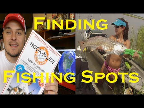 How To Find Fishing Spots | Kayak Fishing