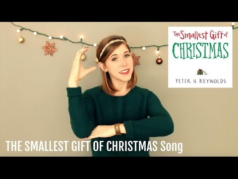 THE SMALLEST GIFT OF CHRISTMAS Song - Emily Arrow (book by ...