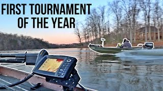 Early Spring Jon Boat Bass Fishing Tournament! Did All Of The Prefishing Help Us?