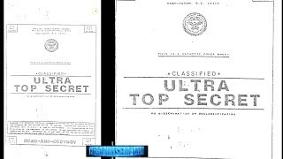 Finally! Leaked Classified Ultra Top Secret Files! Rosewell Crash B...