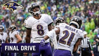 Lamar Jackson Rallied Teammates With His Passion   Ravens Final Drive
