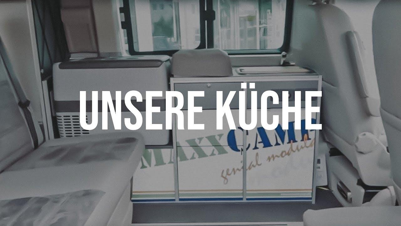 Unser California Beach soll eine Küche bekommen 🍵 Besuch bei Maxxcamp in  Ulm
