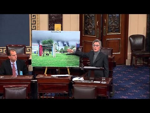 Senate Debates Keystone XL Oil Pipeline