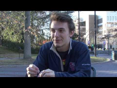 Joe Schultz: The Stony Brook Didgeridoo Player - Stony Brook News
