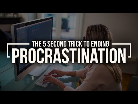 Do You Always Procrastinate? This Trick Will End That Habit Once And For All.