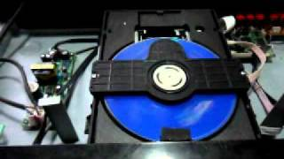 DVD Player repair 1ST PART (NO DISC ERROR)
