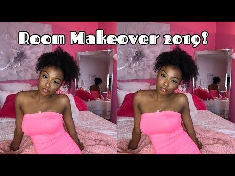 Bedroom Makeover 2019 + Mini Vlog | Lovevinni_