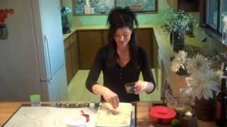 Lasagna - Sassy Soy Chorizo Part 2 - Tastybistro.com