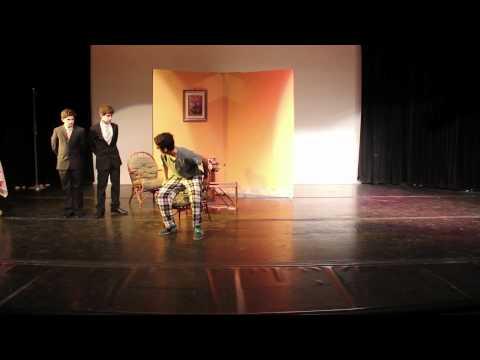 Harold Pinter's Birthday Party Interrogation Scene