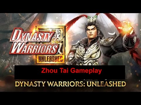 Dynasty Warriors Unleashed - Gameplay DW Mobile For Android And IOS By Nexon, Koei Tecmo
