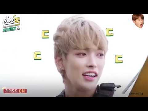 (ENG SUB) ATEEZ's bungee jumping adventure