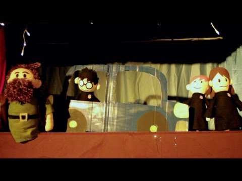 Potter Puppet Pals Live at The Yule Ball 2011 (part 3)