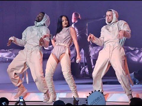 Rihanna | Numb | DVD The ANTI World Tour Live (HD)