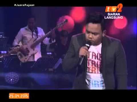 Juara Pujaan Minggu Ke-5 - Amirul Husni - Bayangan Gurauan & Ratnaku