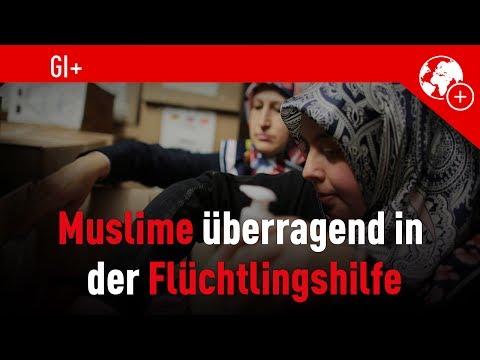 Muslime in Deutschland engagieren sich überragend in der Flüchtlingskrise ᴴᴰ ┇ Generation Islam