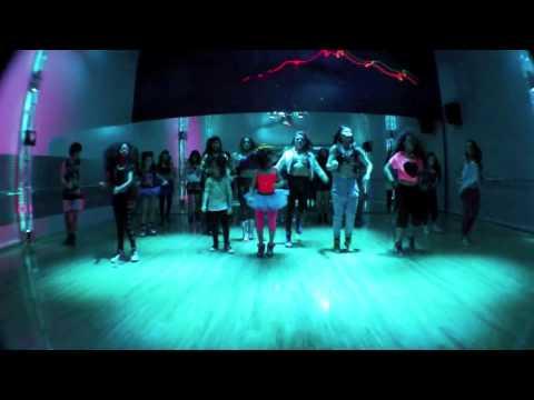 La Talent Dance School presents LA CREW | Rihanna - We found love