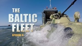 The Baltic Fleet (E09): Spring cleaning on board the submarine and a friendly football match