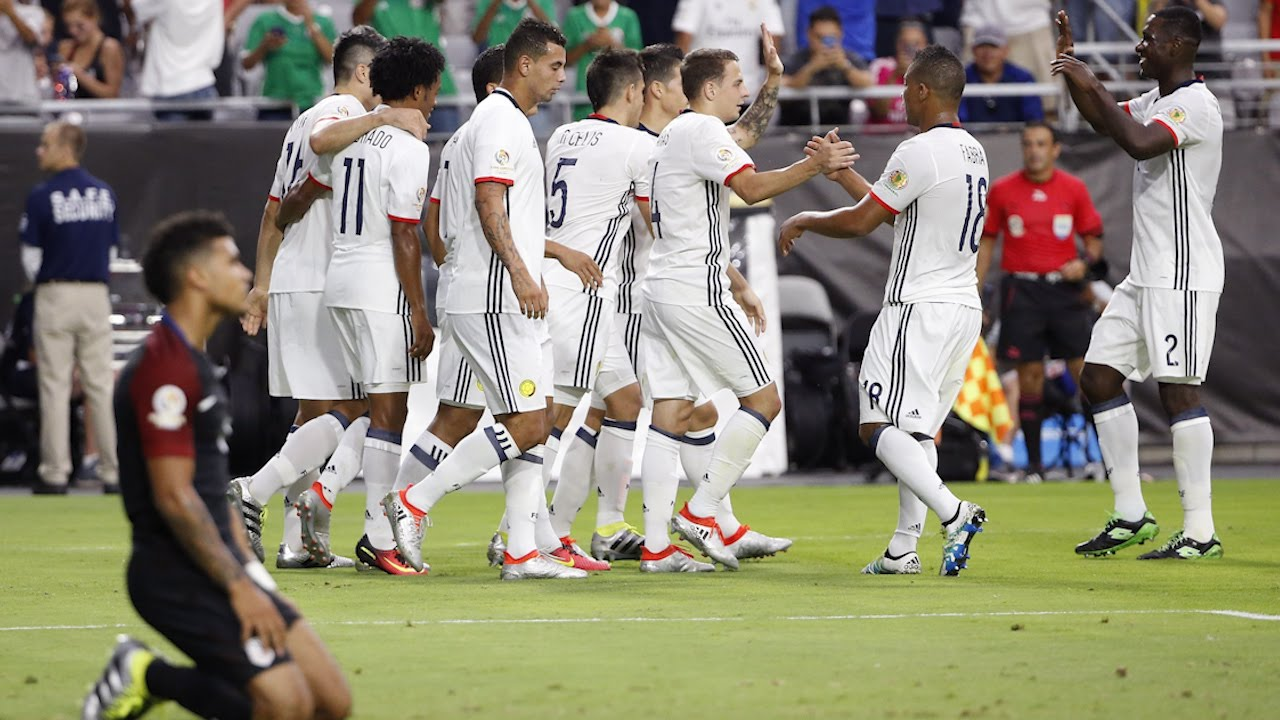 Usa Soccer Loses Copa Third Place Game