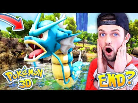 🐳 Is this our LAST (+ BEST) EVER CAPTURE!? ⁉️ - Pokemon 3D #END? (Pokemon Ark Mod)