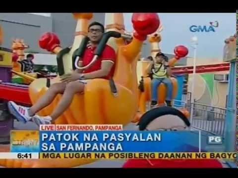 20-times the fun in San Fernando, Pampanga | Unang Hirit