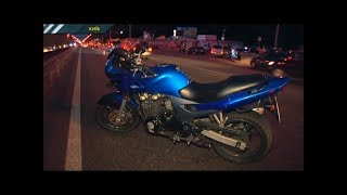 Смертельна аварія з двоколісним: байкер влетів у легковик