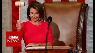 Pelosi quotes Reagan in Speaker remarks - BBC News