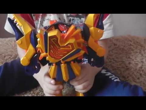 Мегазорд Краб Рейнджеры Самураи игрушка (Power Rangers)