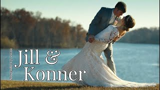 """Thank You For Loving Me"" Jill & Konner Wedding"