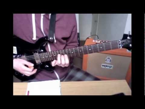 Hip Hop Guitar Lesson - Dilated Peoples - Worst Come To Worst