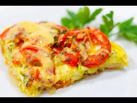Диетические блюда из овощей, рецепты с фото простые и вкусные