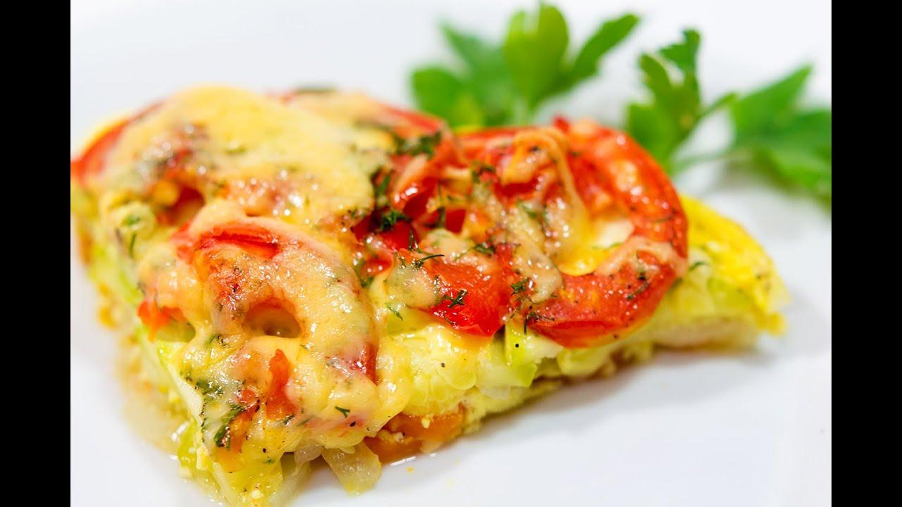 Картофельная запеканка с овощами и сыром в духовке рецепты с фото