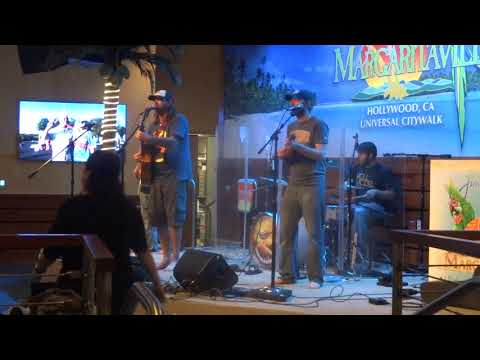 "Southern Drawl Band - ""Gone with the Wind"" - Margaritaville Cafe (Universal) - LA, CA 3-11-18"