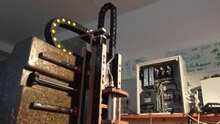 CNC Fräse Eigenbau Projekt