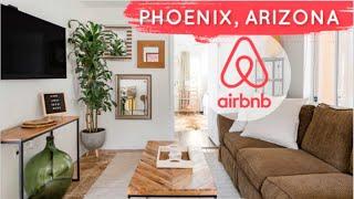 House Tour - Arizona Airbnb