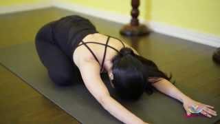 Yoga Dentist Child's Pose (Balasana)