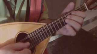 The Benny Hill Theme - mandolin - Paris Perisinakis
