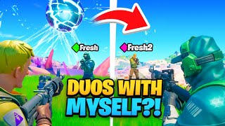 PLAYING DUOS WITH MYSELF!