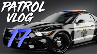 "WHAT A ""REGULAR"" PATROL SHIFT IS LIKE (Virtual Ride Along Ep 17)"