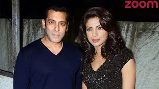 Priyanka Chopra Confirms Being A Part Of Salman Khan