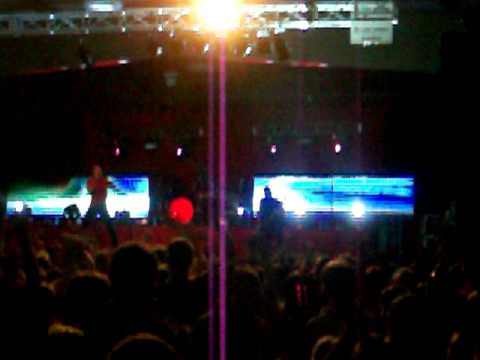 Red-Not Alone live at Lifest 2011
