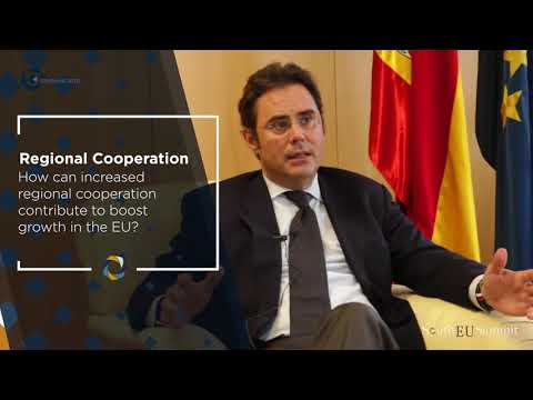 South EU Summit Interview Jorge Toledo - Secretary of State for European Affairs of Spain