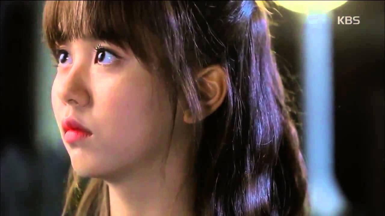 kim so hyun and yook sungjae kiss scene doovi