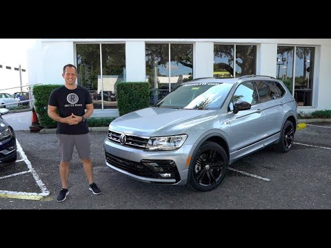 Is the 2019 VW Tiguan R-Line Black the BETTER Tiguan to BUY?