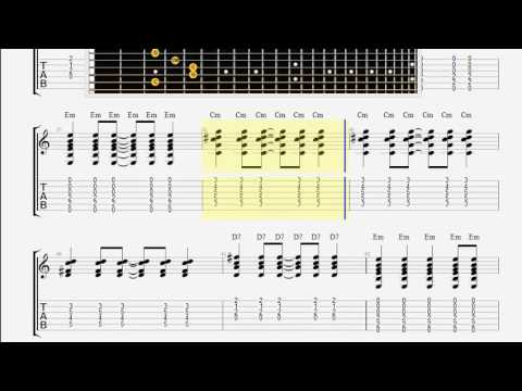 Beatles The   She Loves You GUITAR TABLATURE