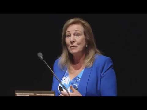 Fighting Cancer with a Fork - Carolyn Katzin, MS, CNS |  UCLA Women's Health Conference