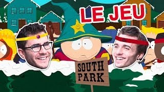 Cyprien Squeezie - le jeu South Park !