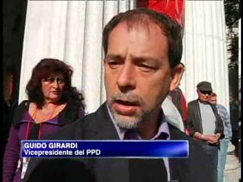 """Guido Girardi manifestó que Michelle Bachellete """"Es una candidata como Wikipedia"""""""