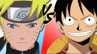 Naruto vs. One Piece FINAL SHOWDOWN (Rant Café #27)