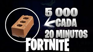 COMMENT À GET 'INFINITIVE STONE' (Méthode 100% légale)!-Fortnite Save the World